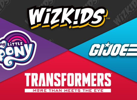 Wizkids and Hasbro become BFF's
