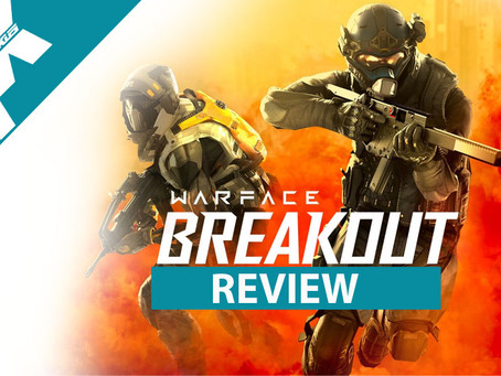 WARFACE BREAKOUT REVIEW