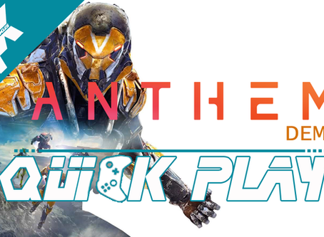 A Slice of Anthem: The Demo Review