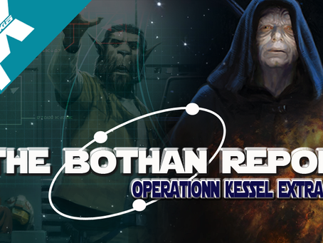 Bothan Report: Operation Kessel Extraction Part 1
