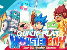 Quickplay: Monster Boy and the Cursed Kingdom