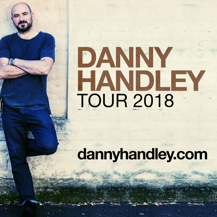 DANNY HANDLEY THE NEW WEBSITE
