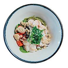 Wasabi Cashew Tako Bowl