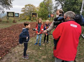 Festival Nature de Namur pour les élèves de 3ème et 4ème années