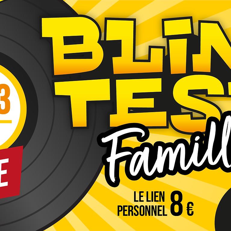 Blind test familial live en ligne