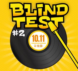 Blind test 2017