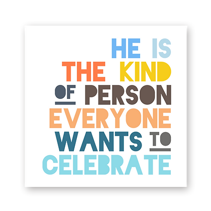 He Is Greeting Card