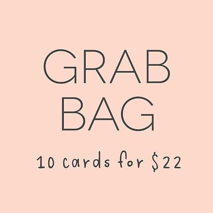 Greeting Card Grab Bag: 10 for $22