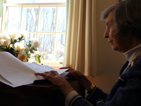 Transforming Aging Through the Power of Reading