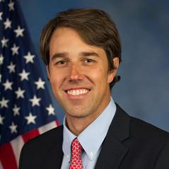 Beto O'Rourke (D)