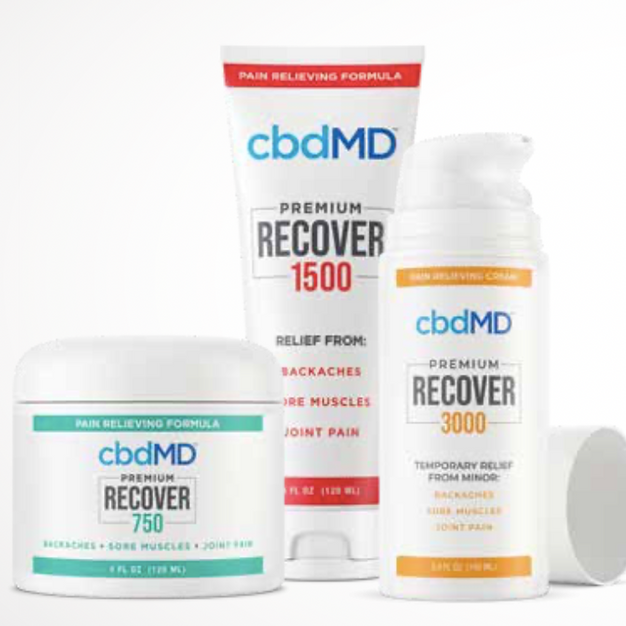 TOPICAL CBD RECOVER