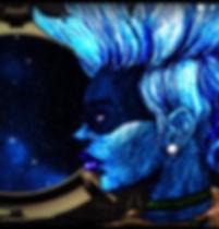 Blue Gal