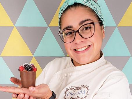 5 Usos Diferentes para o Chocolate na Confeitaria