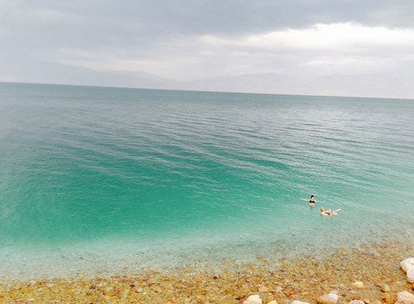 Visit The Dead Sea Before It Disappears