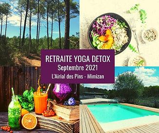 Publication Facebook - Yoga Detox - Sept