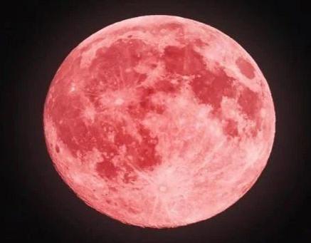 Super Pleine Lune Rose – Mardi 27 Avril 2021 à 05h33