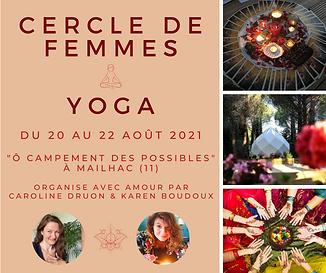 CERCLE DE FEMMES & YOGA -Août 2021 avec Caroline.png