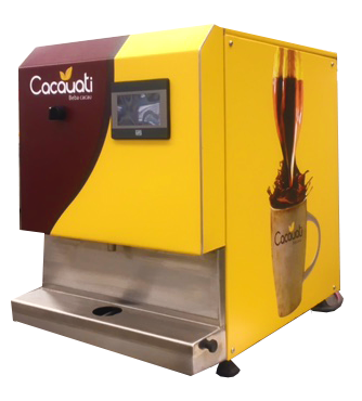 Máquina Cacauati