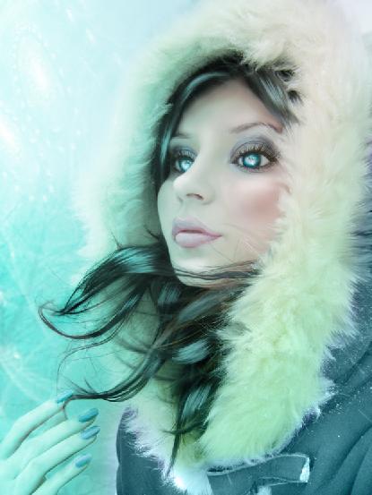 Snow - Pintura Digital