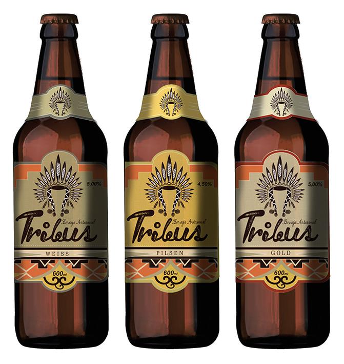 Opção Cerveja Tribus