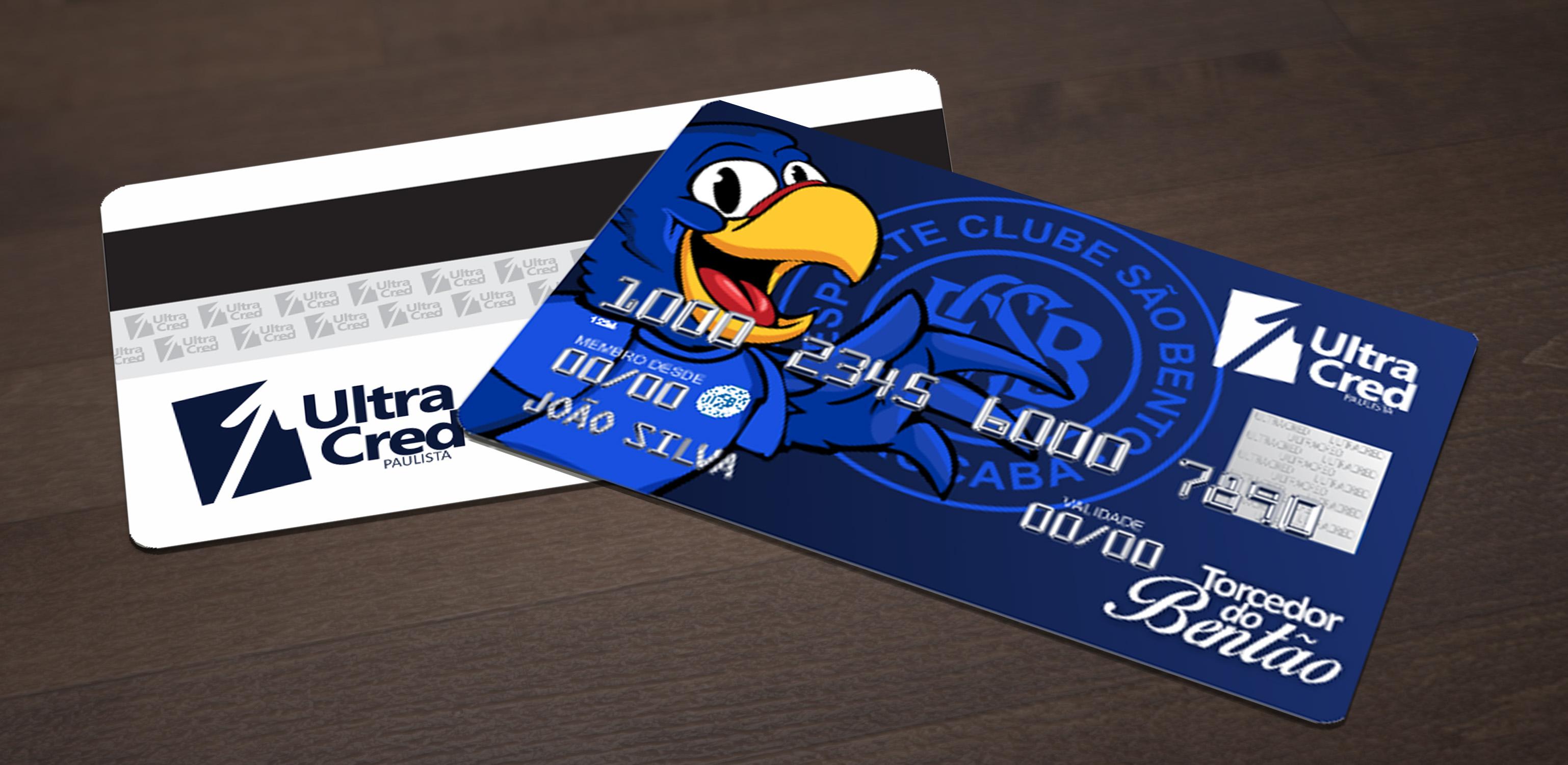Cartão Ultracred - São Bento
