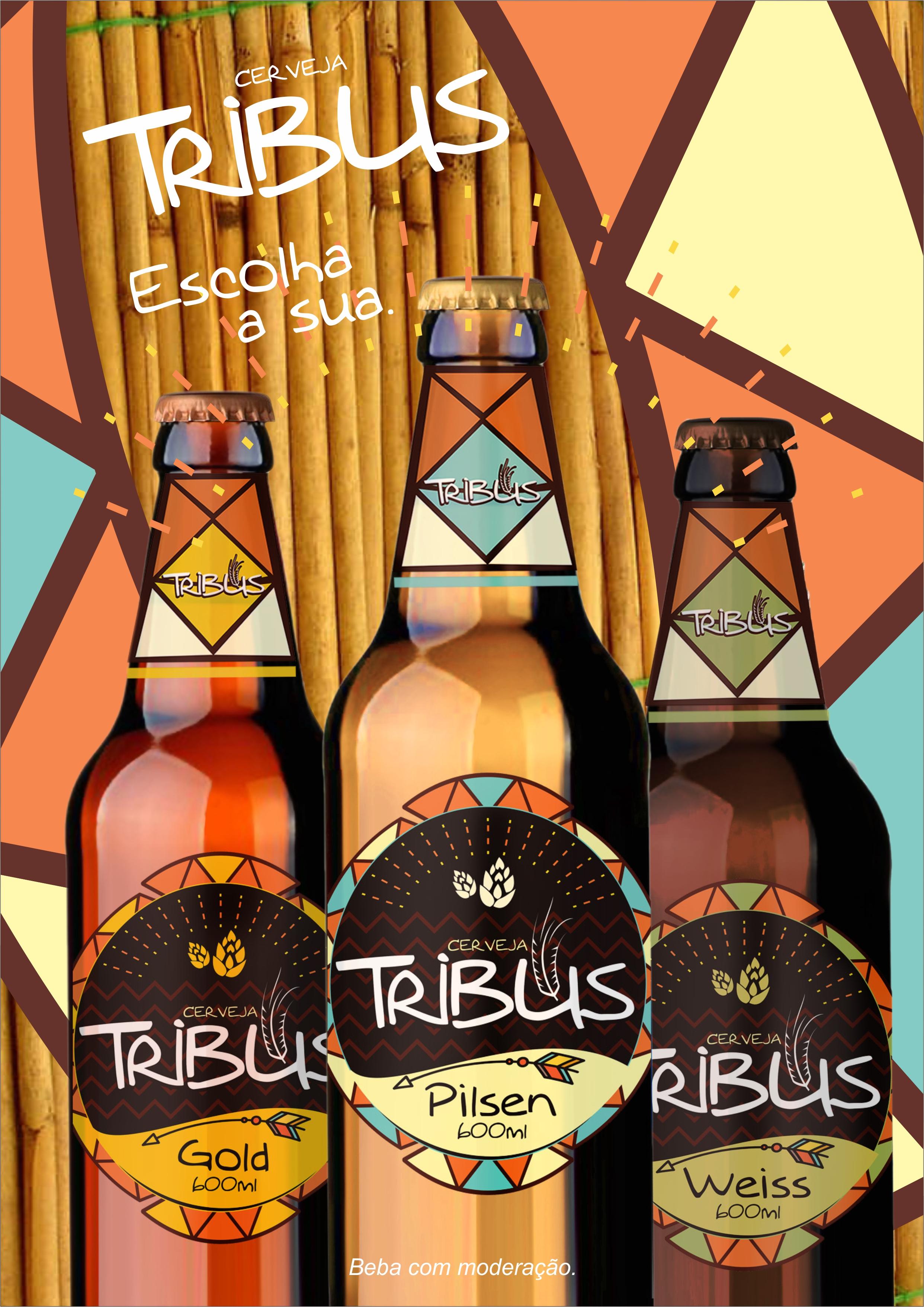 Anúncio Cerveja Tribus