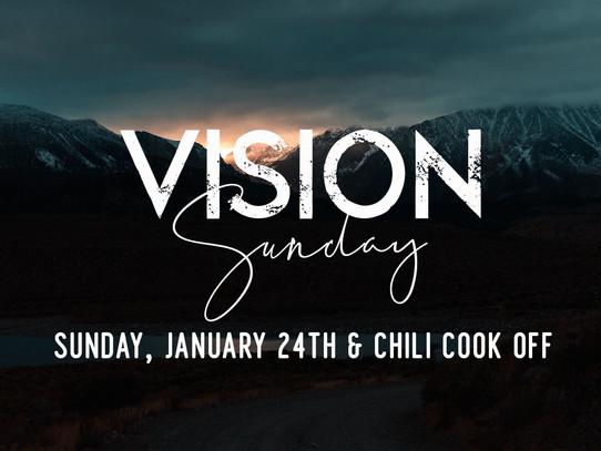 Vision Sunday Slide