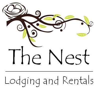 The Nest Lodging Logo