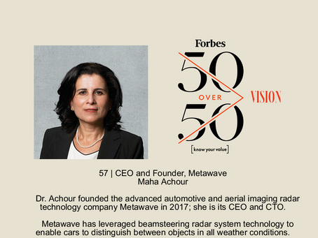 The Visionary List: Meet The Women Over 50 Shaping The Future Of Science, Technology And Art