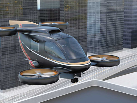 The US Air Force Is Investing in Flying Cars — Business Startup Metawave Is Providing the Technology