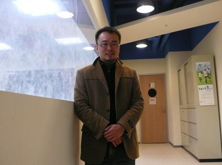 林哲寧 孩子心中永遠的隊長 (逆風少年大步走部落格)