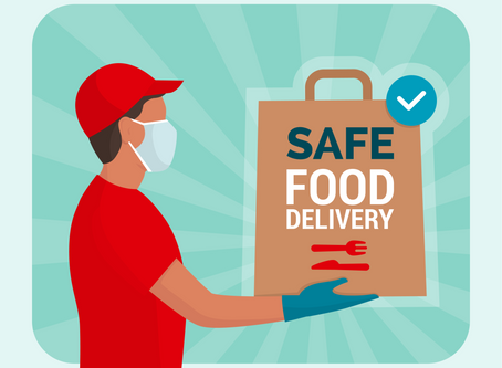 Food Delivery and Carryout Safety During the COVID-19 Pandemic