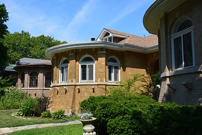 Chicago's distinctive single family bungalow style homes were built in the first half of t...ns..jpg