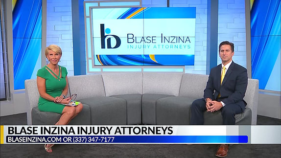 Blase visits with Tracy Wirtz of KLFY News 10 about what make a strong injury case and how its value is determined.