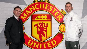 A reestruturação do futebol do Manchester United