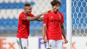Benfica revela valores das contratações
