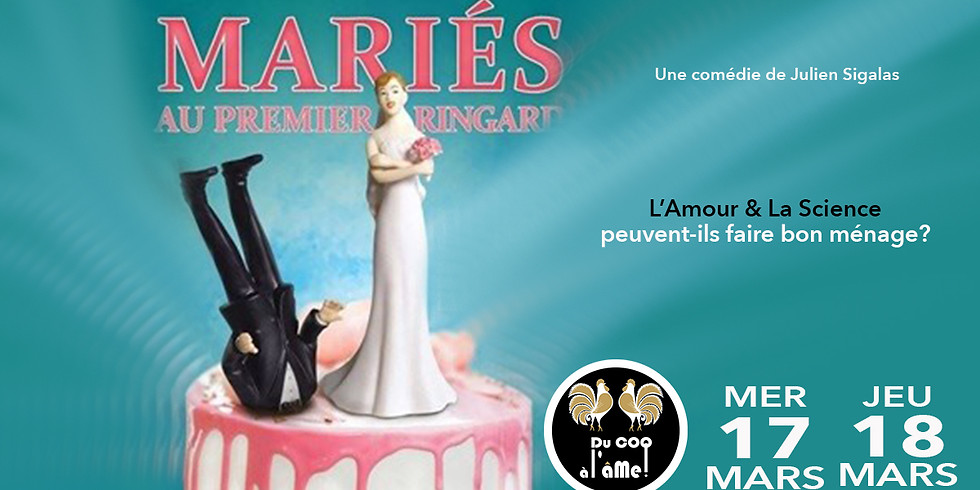 Café-Théâtre Mariés au premier ringard - Comédie/Théâtre