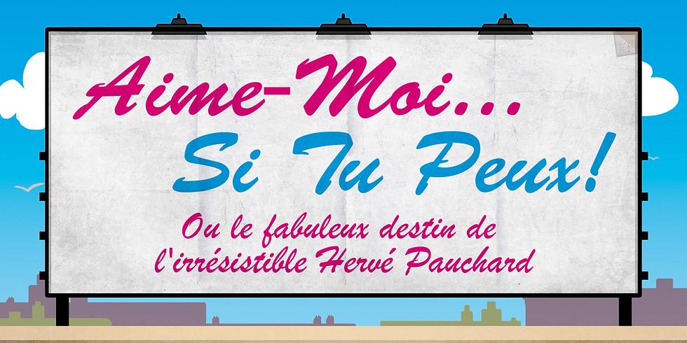 20h30 - Café-Théâtre / AIME-MOI SI TU PEUX - Comédie/Théâtre
