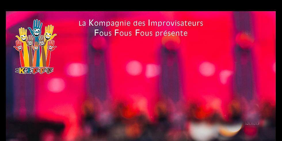 Café-Théâtre / La kiff - compagnie d'improvisation