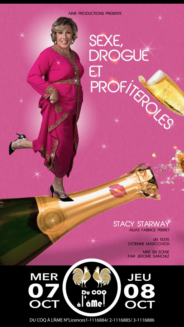 Stacy Starway_Sexe,drogue et profiterole