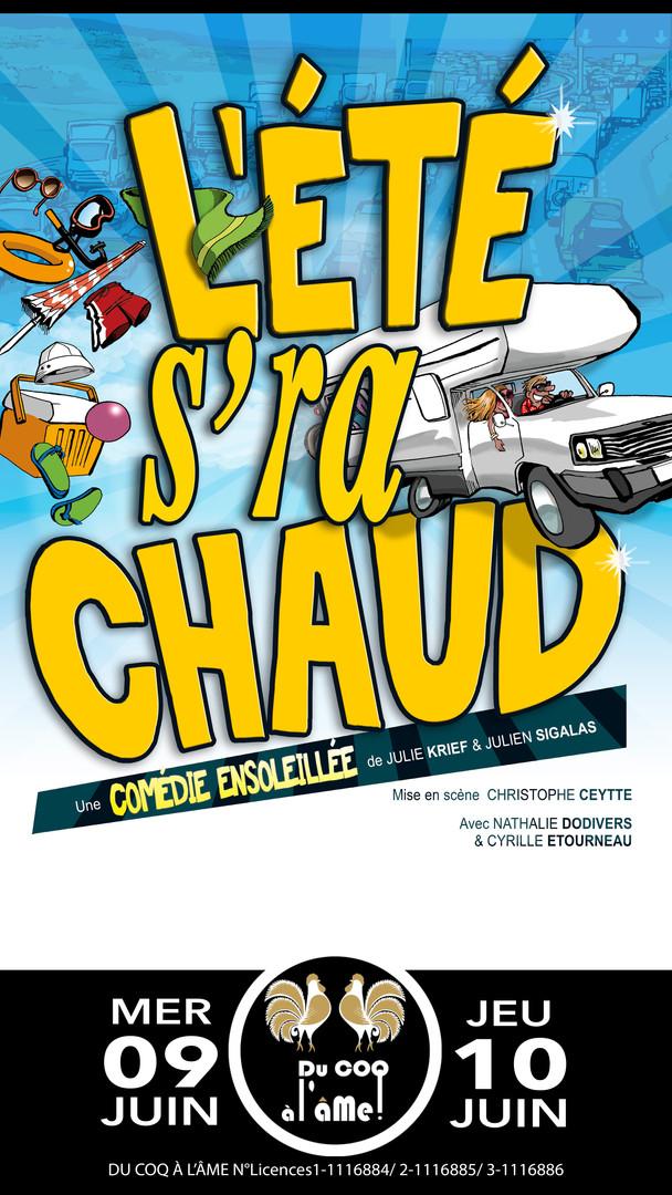 L'été sera chaud_Café-théâtre Du Coq à l