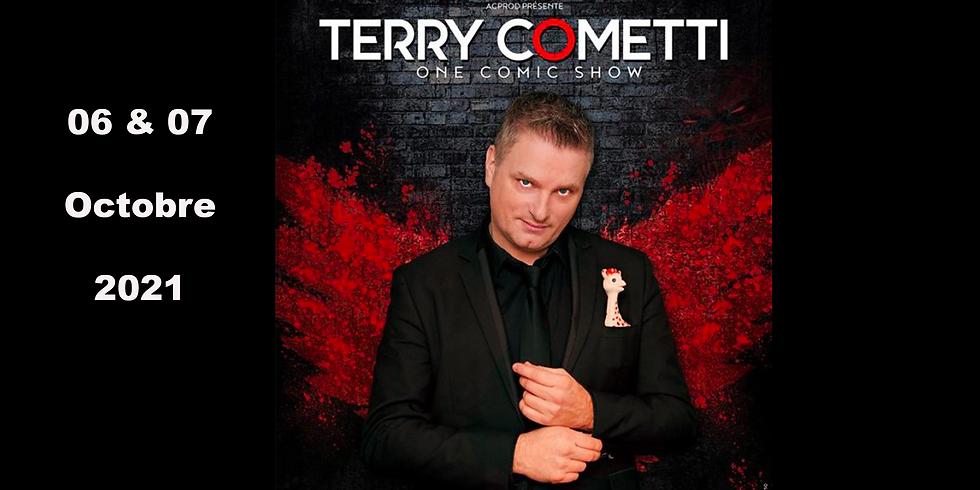 Café theatre / Terry Cometti - Ange ou Démon 2- One Man Show (1)