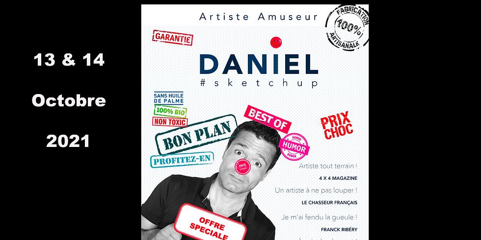 Café theatre / Daniel Humoriste Certifié - One Man Show (1)