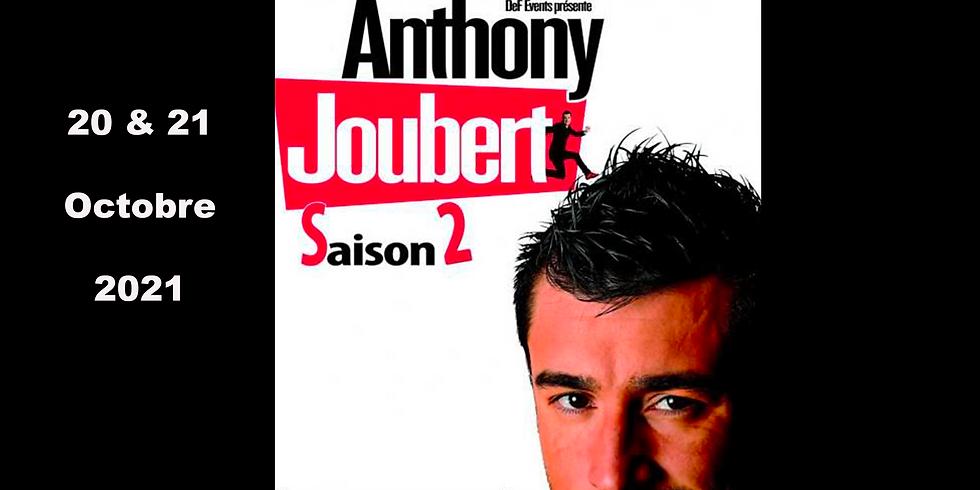 Café theatre / Anthony Joubert Saison 2 - One Man Show (1)