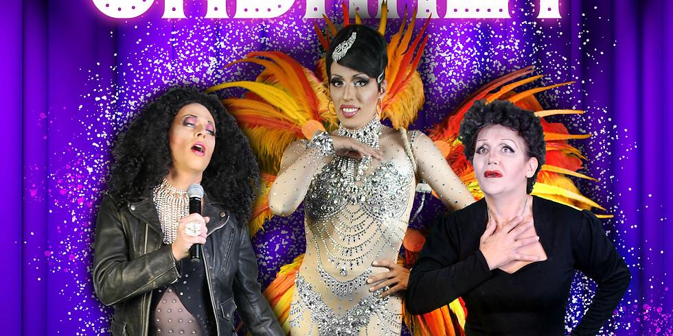 12h -16h Cabaret / Déjeuner-Spectacle LES ÉPOUSTOUFLANTES!