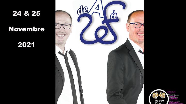Café-Théâtre / Zef - De A à Zef