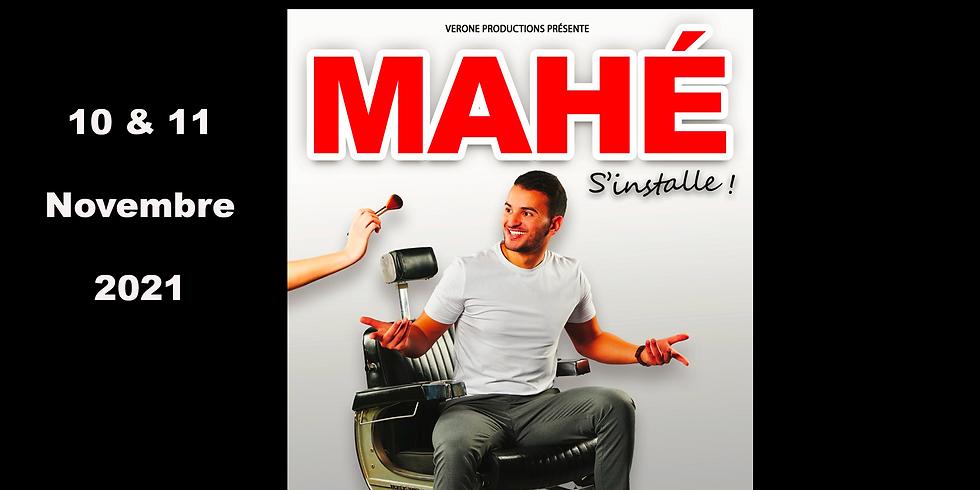 Café-Théâtre / Mahé s'installe (1)