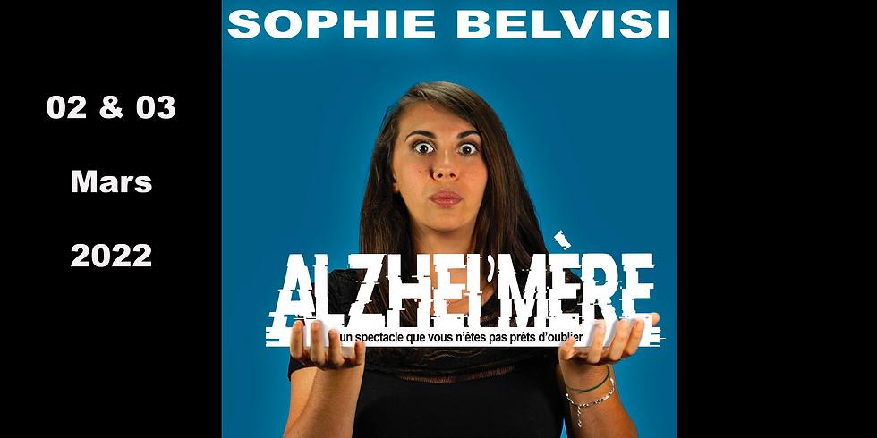 Café-Théâtre / Sophie Belvisi - Alzhei'mère (1)