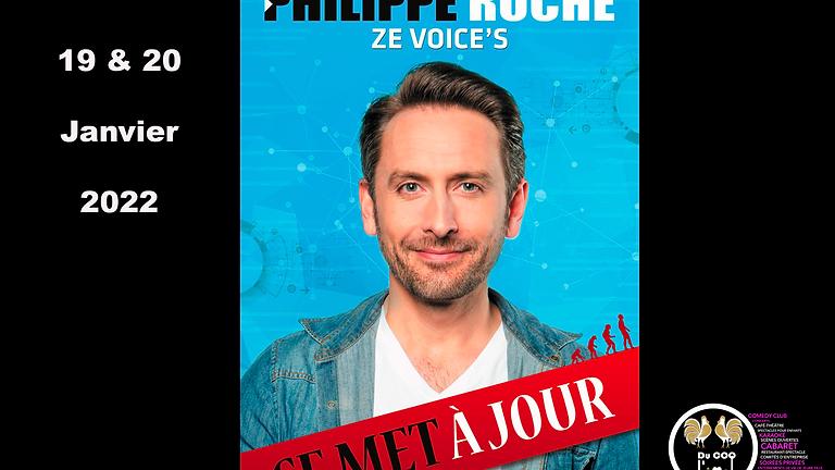 Café-Théâtre / Philippe Roche - Ze Voice's se met à jour