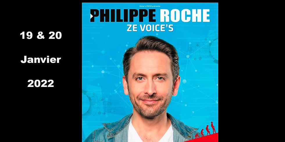 Café-Théâtre / Philippe Roche - Ze Voice's se met à jour (1)